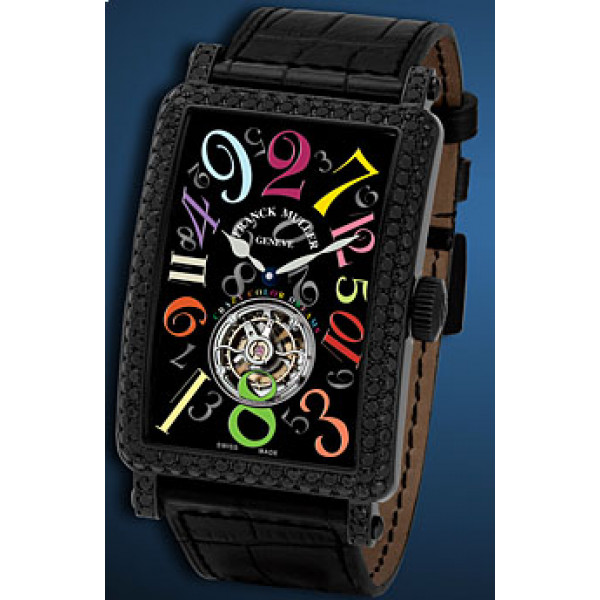Franck Muller watches Long Island Crazy Hours Dreams Tourbillon