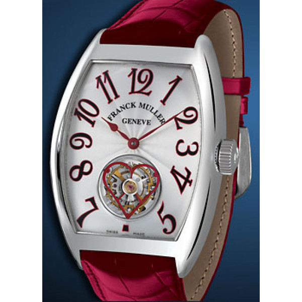 Franck Muller watches Tourbillon Lady