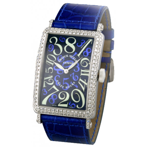 Franck Muller watches Crazy Hours