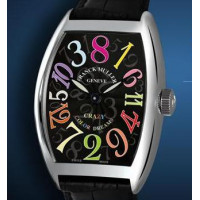 Franck Muller watches Crazy Hours Color Dreams Black Dial