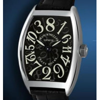 Franck Muller watches Crazy Hours Black Dial