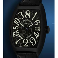 Franck Muller watches Crazy Hours Black Stainless Steel