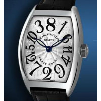 Franck Muller watches Crazy Hours White Dial with Black Numbers