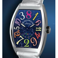 Franck Muller watches Crazy Hours Color Dreams Blue Dial
