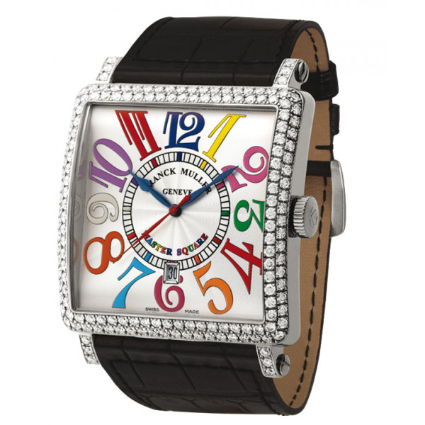 Franck Muller watches Master Square Color Dreams