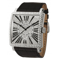 Franck Muller watches Master Square Diamonds Automatic Date