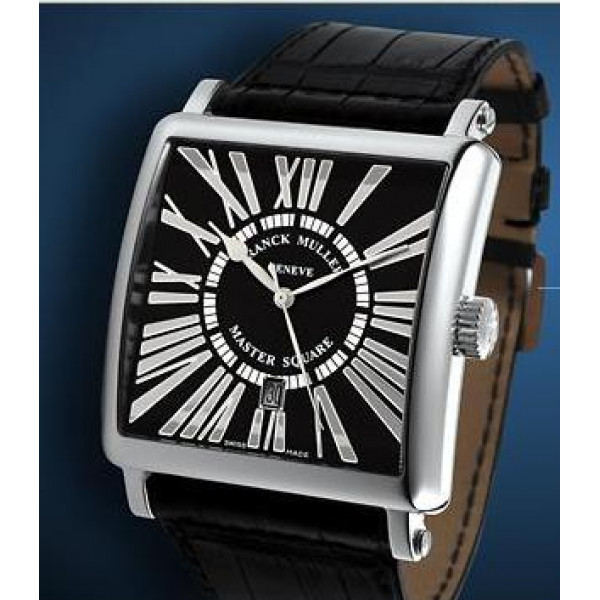 Franck Muller watches Master Square Date