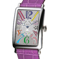 Franck Muller watches Long Island Color Dreams White Gold