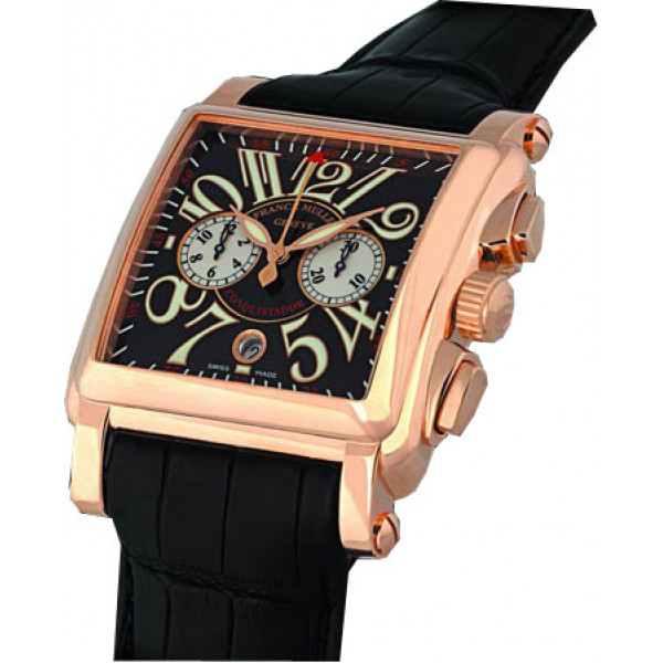 Franck Muller watches Conquistador Cortez Chronograph