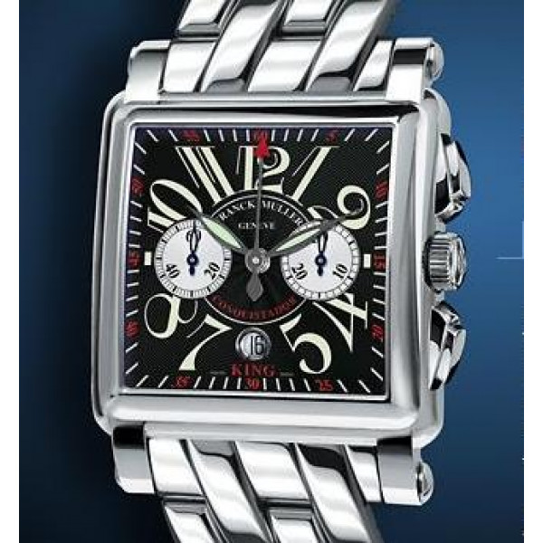 Franck Muller watches King Conquistador Cortez Chronograph