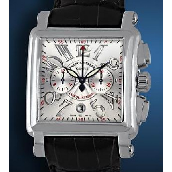 Franck Muller watches Conquistador Cortez Chronograph Black