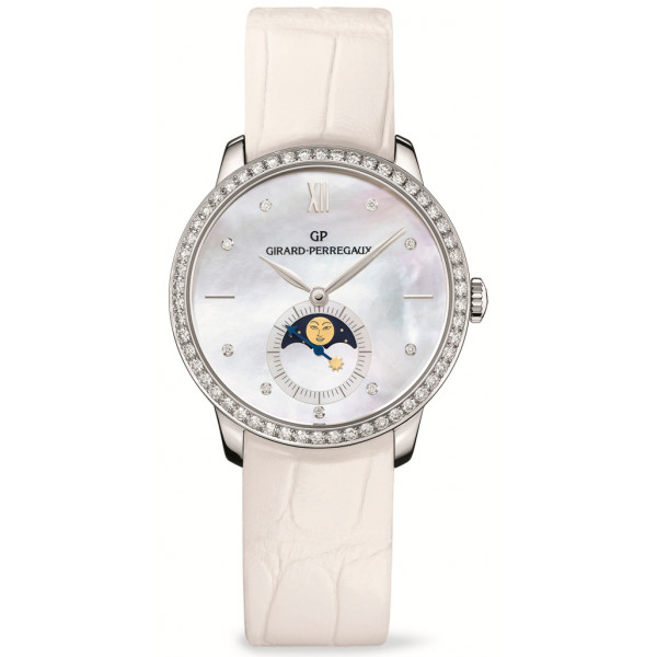 Girard Perregaux watches Lady Moonphases
