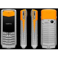 Vertu Ascent X Orange Rubber