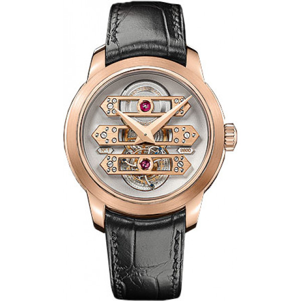 Girard Perregaux watches Tourbillon with three gold Bridges Limited Edition 50