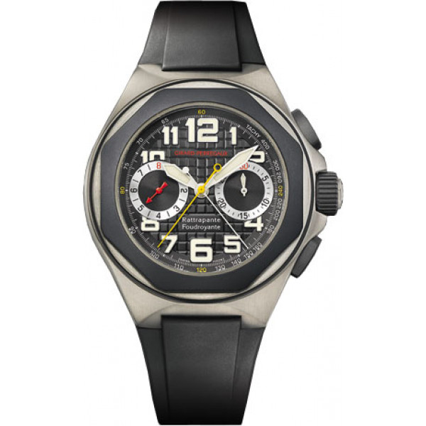Girard Perregaux watches Laureato Split-seconds and foudroyante chronograph