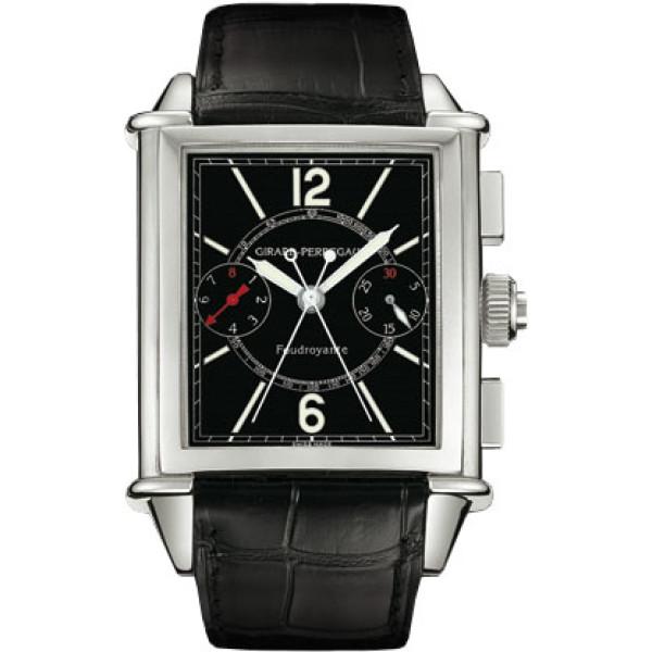 Girard Perregaux watches Vintage 1945 XXL SPLIT Second chronograph and foudroyante