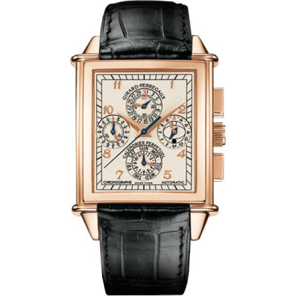 Girard Perregaux watches  Vintage 1945 XXL Perpetual Calendar, Chronograph