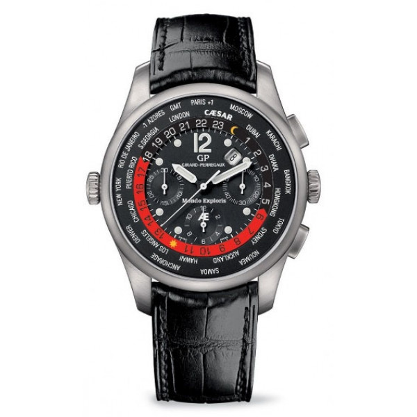 Girard Perregaux watches Mondo Exploris Limited Edition 8