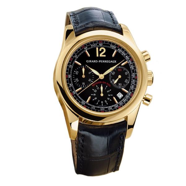 Girard Perregaux watches Classique Elegance Chronograph
