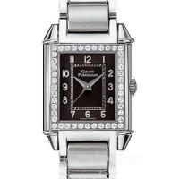 Girard Perregaux watches Vintage 1945 Lady (SS-Diamonds / Black / SS)