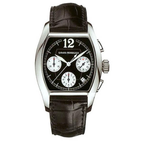 Girard Perregaux watches Richeville Chronograph (WG)
