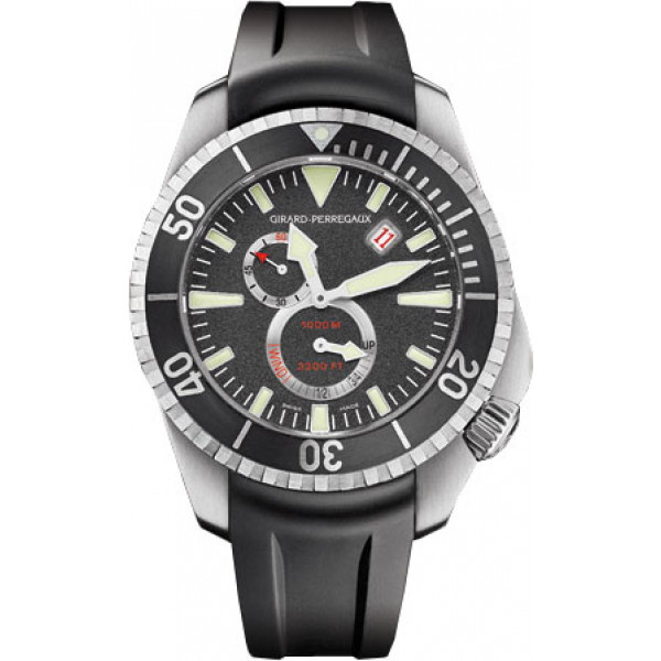 Girard Perregaux watches SEA HAWK 1000 METERS