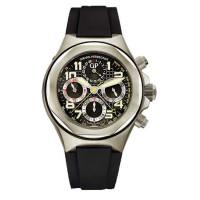 Girard Perregaux watches Laureato Evo 3 Titanium