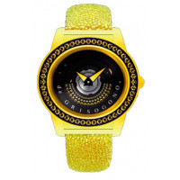 deGrisogono watches Tondo by Night Yellow
