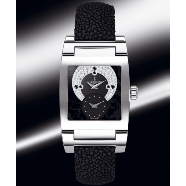 deGrisogono watches Instrumentino Steel & Diamonds 2009