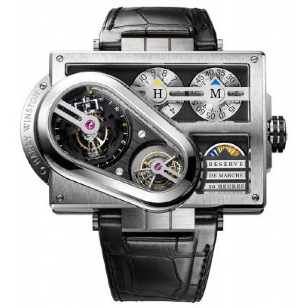 Harry Winston watches Histoire de Tourbillon 3 Limited Edition 20