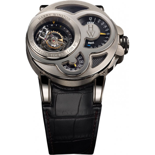 Harry Winston watches Histoire de Tourbillon No. 2 Limited Edition 20