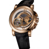 Harry Winston watches Midnight Chrono Tourbillon Limited Edition 520