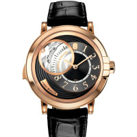 Harry Winston watches Midnight Minute Repeater Limited