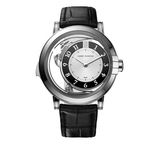 Harry Winston watches Midnight Minute Repeater
