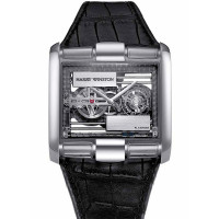 Harry Winston watches Tourbillon Glissiere WG