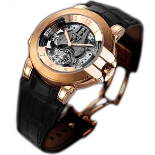 Harry Winston watches Westminster Tourbillon
