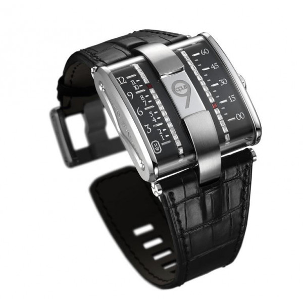 Harry Winston watches Opus 9