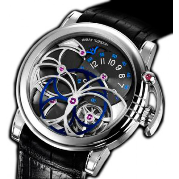 Harry Winston watches Opus Seven