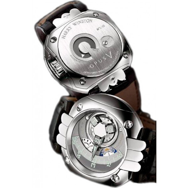 Harry Winston watches Opus Five