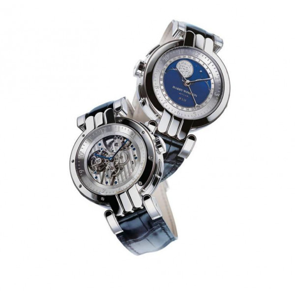 Harry Winston watches Opus 4 Limited Edition 18