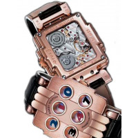 Harry Winston watches Opus Three