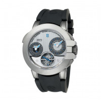 Harry Winston watches Project Z5 silvered white dial Limited Edition 50