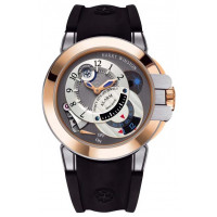 Harry Winston watches Ocean Excenter Alarm
