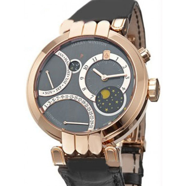 Harry Winston watches Perpetual Calendar