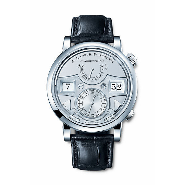 A.Lange and Söhne watches Lange Zeitwerk Striking Time