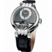 Harry Winston watches Excenter Tourbillon (WG / Leather)