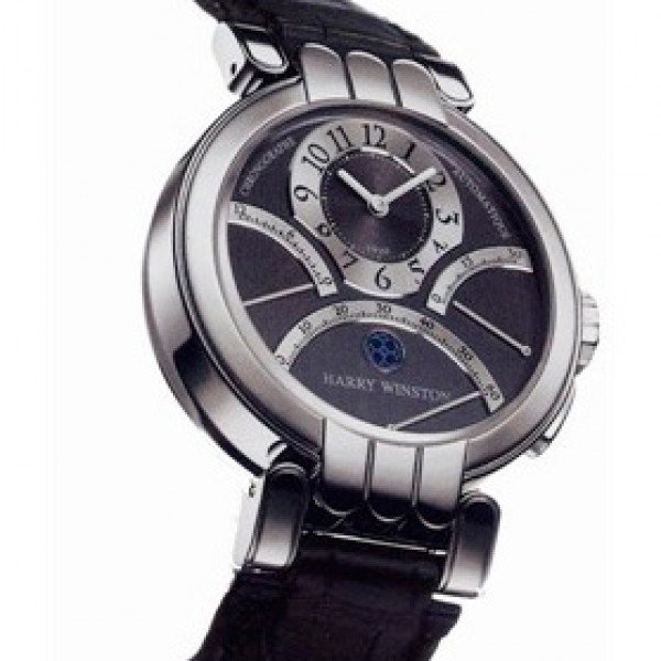 Harry Winston watches Excenter Chrono (WG)
