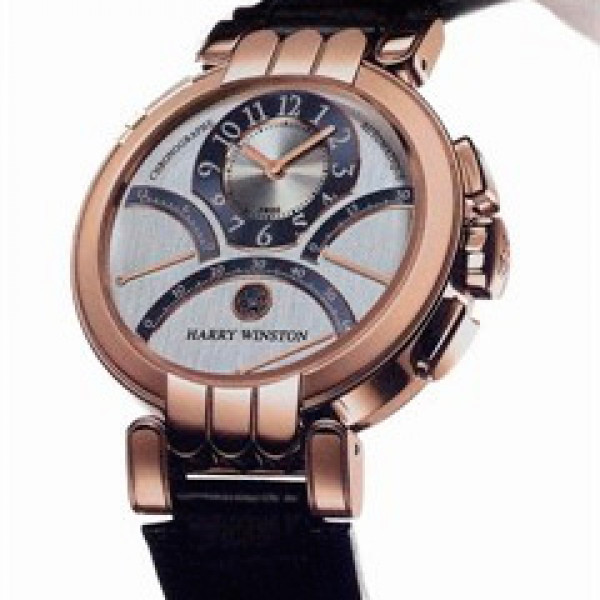 Harry Winston watches Excenter Chrono (RG)