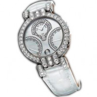 Harry Winston watches Excenter Biretro