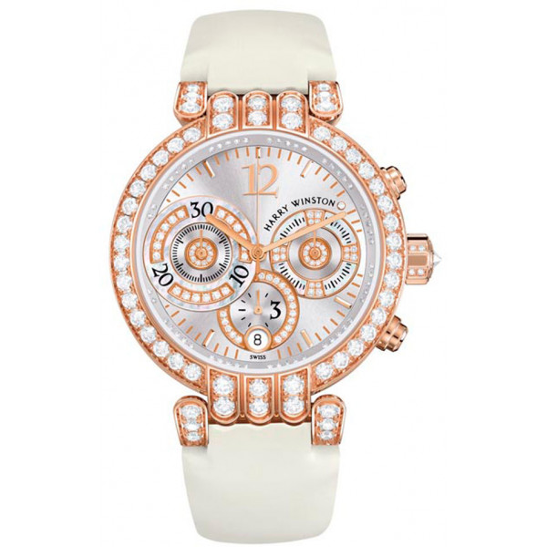 Harry Winston watches Large Chronograph